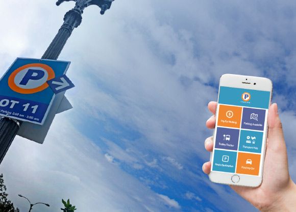 Laguna Beach Parking Mobile App